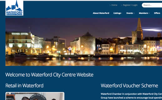 Waterford City Centre